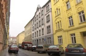 Bytové domy v brněnském