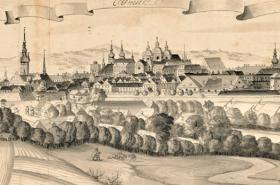 Olomoucká veduta