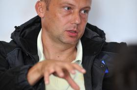 Generální ředitel Povodí Moravy Jan Hodovský