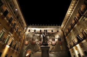 Centrála banky Monte dei Paschi