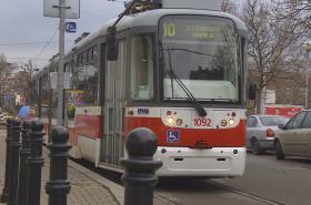 Tramvaj v Brně