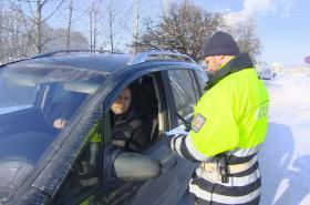 Policie posílila hlídky v průmyslové zóně Kvasiny
