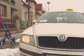 V Kroměříži jezdí senior taxi od ledna