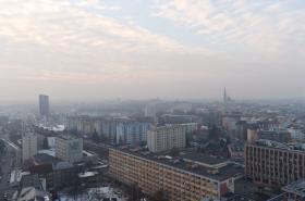 Smog v Olomouci
