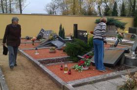 Hřbitov ve Vranovicích