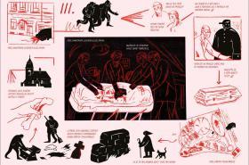 Komiks o Josefu Toufarovi