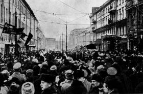 Únorová revoluce v Rusku