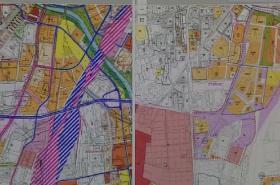 Územní plán města