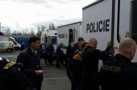 Policie zasahuje v Rohlik.cz