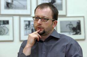 Politolog Jan Outlý