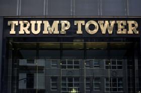 Trump Tower v New Yorku