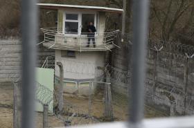 Věznice v Kuřimi na Brněnsku