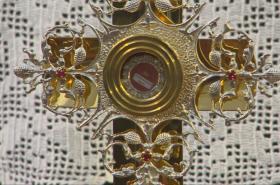 Relikvie svatého Václava
