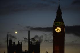 Britský parlament