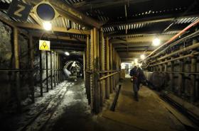 Uranový důl v Dolní Rožínce