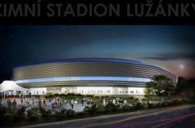 Vizualizace budoucího stadionu Za Lužánkami