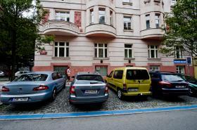 Modré zóny v Praze