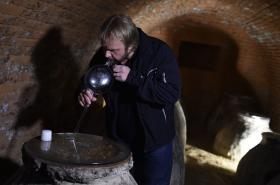 Moravští vinaři se inspirovali v Gruzii