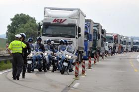 Organizace dopravy na dálnici D1