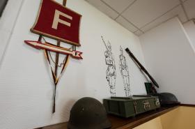 Vyšetřovatelé objevili nacistickou tématiku na několika základnách