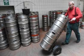 Měšťanský pivovar Dudák Strakonice