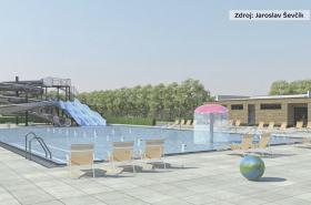 Vizualizace nového areálu
