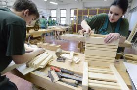 Mladí řemeslníci