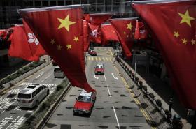 Hongkong si připomíná 20 od návratu pod Čínu