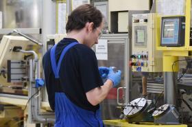 Společnost Koyo Bearings Česká republika se specializuje na výrobu ložisek pro automobilový průmysl