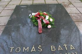 Hrob Tomáše Bati
