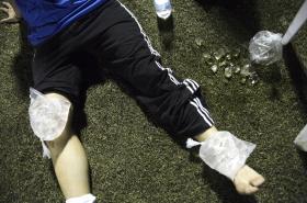 Zranění při sportu