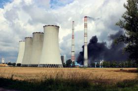 V elektrárně Dětmarovice hořelo