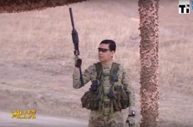 Prezident Turkmenistánu Berdymuhamedov jako