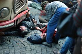 Mrtví 21. srpna 1968 v Praze