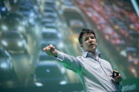 Bývalý šéf Uberu Travis Kalanick