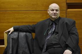 Soudce Miroslav Čapek