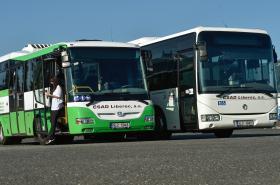 Autobusy ČSAD Liberec