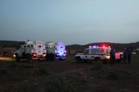 Útok v Mali