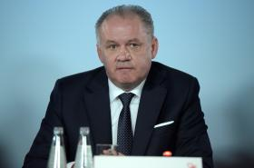 Slovenský prezident Andrej Kiska