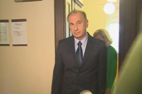 Bronislav Šabršula odchází od soudu