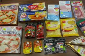 Test odhalil dvojí kvalitu potravin v Rakousku a na Slovensku.