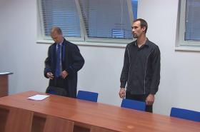 Řidič Petr Štýbl u soudu