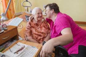 Ilustrační foto: Domov pro seniory