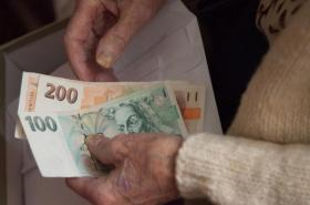 Senior a peníze