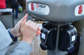 Desinfekce rukou