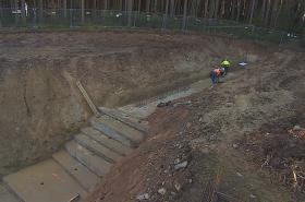 Oprava vodní nádrže Boskovice