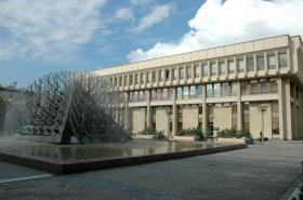 Vilnius, parlament