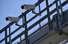 Kamery nad dálnicí