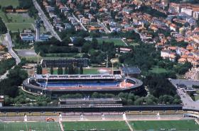 Stadion Evžena Rošického na pražském Strahově