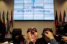 Zasedání organizace OPEC ve Vídni.